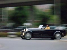 Bugatti Type 43.