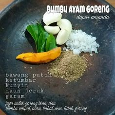 Discover recipes, home ideas, style inspiration and other ideas to try. Cooking Ingredients, Cooking Recipes, Asian Recipes, Healthy Recipes, Malay Food, Indonesian Cuisine, Western Food, Malaysian Food, Keto