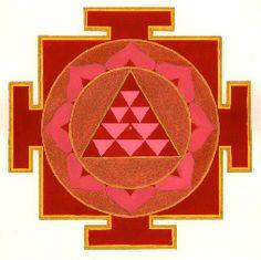 Planet Yantras - Sacred Mother Arts