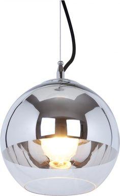 Amandus taklampe Nova Life Krom | Lampehuset