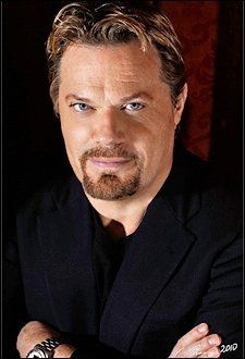 Eddie Izzard... One of the funniest, most talented comedians out there... if not the best... LOVE him!!!