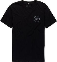 Brixton Wheeler II Premium T-Shirt - Men's Black L