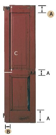 Shutter Tips Measuring Installing On Pinterest Shutters How To Measure And Outdoor Window