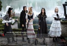 Chanel Paris-Salzburg: Vanity Fair April 2015