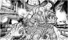 Bioshock by MikeDimayuga