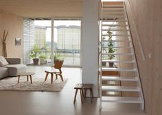 MeesVisser completes an Amsterdam home facing the Ij river