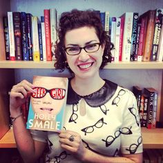 Vikki is bringing out her inner Geek Girl today and recommends this fun, fabulous book! #geekgirl #books #instagram