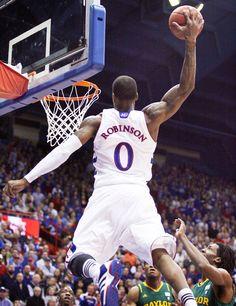 Thomas Robinson to enter 2012 NBA Draft