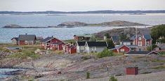 A fishing village on Jurmo island in Korpo, archipelago Turku, Finland (13 kilometres from Utö to North East)  Photo: Kristian Bäckström