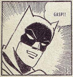 artwork by Jiro Kuwata ::scanned from Chip Kidd's Bat-Manga :: Pantheon Books :: 2008
