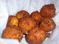 Joe's Crab Shack : Hush Puppies