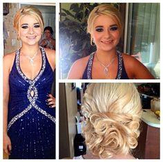 Carly McAndrews Prom 2014