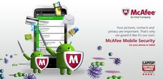Indian Users gets free McAfee Mobile Security Solution - NEWZARS