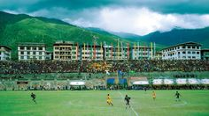 Bhutan-Montserrat: l'altra finale