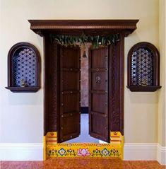 Pooja Room Door Designs - Pooja Room Designs and Decor