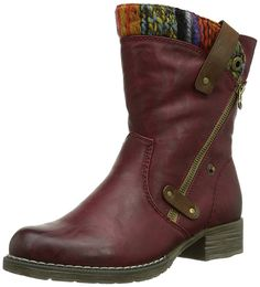 Rieker Womens 95891-35 Winter Boot * This is an Amazon Affiliate link. Learn
