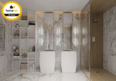 Homelab badkamer renovatie pand te Sint-Truiden