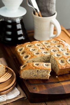 Banana Bread #recipe from @justonecookbook