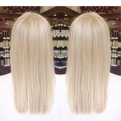 perfect blonde hair :: RedBloom Salon