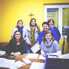 Volontarie segreteria Oratorio