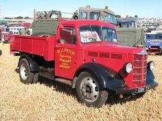 Bedford  lorry at Dorset Steam Fair 2016
