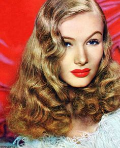 veronica lake 1942 daily needs of a glamour queen Veronica Lake Hair 0bcabad5a853