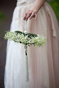 Un bouquet bien original ! Designer Natalya Veselova