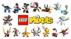New LEGO Mixels for 2016 – Complete List