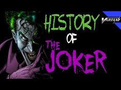 History Of The Joker! - YouTube