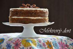 TynaTyna: Mrkvový dort