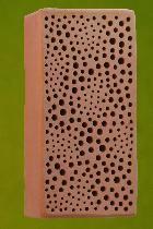 Details Bienenstein terracotta