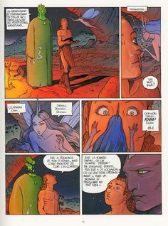 Moebius - Mundo de Edena