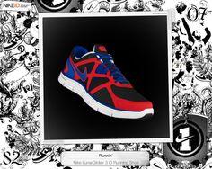 LunarGlide+ 3 Run To The Moon Nike x Baby $kin