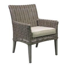 Coastal Arm Chair - Hauser Stores