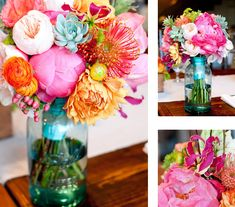 Pink and Orange – Refreshing Color Combinations