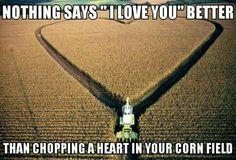 true love <3   Farming Memes