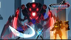 Overdrive  Ninja Shadow Revenge 1.1.5 Mod (Money/Adfree) Apk for android   In the future a strong outstanding species is created from the combination of humans technology and black metal. The government names them shadow cyborg and allows every sector to have their own shadow security force (S.E.F) but all of theme have to be controlled by the Headquarter placed in Century city. Everything seems so perfect til the day Headquarter is under attacked by a Dark Clan. CORE a senior cyborg soldier…