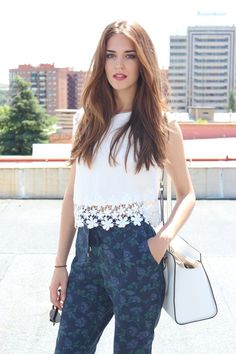 blogmixes: Flower power - Clara Alonso Blog - Vogue España