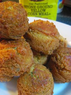 pillowy soft and fluffy hushpuppies