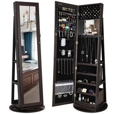 DIY Mirror Jewelry Cabinet   The Owner-Builder Network ...