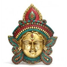 indian goddess Devi Wall Hanging Decor