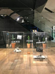 ADER x I.T Hysan one store pop-up #ader#adererror#ithk#hysanone#popup#launch Shelf Design, Display Design, Booth Design, Store Design, Bag Display, Visual Display, Coffee Store, Space Backgrounds, Retail Windows