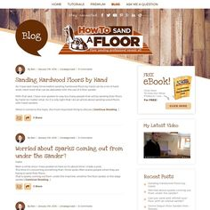 Redesign WP Website, Visits a Month WINNER GETS FOOTER LINK Teach people how to sand their own floors, as opposed to hiring a professional. The knowledge I provide helps them to. Internet Logo, Fast Internet, Wordpress Theme Design, Designs To Draw, Logo Branding, Web Design, Knowledge, Social Media, Teaching