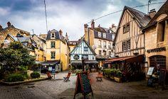 Caen cute restaurants