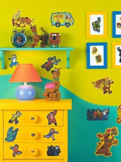 Scooby Doo Rooms   Google Search