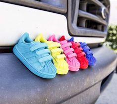 Adidas superstar supercolor junior