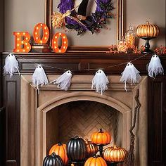 shop grandin road halloween haven for entire halloween graveyard scenes and other halloween decoration kits from frightful to delightful