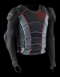 KENNY - Collections - Vélo - Protections Gilet Kontact