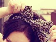 **head bow**