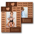 Cadre photo I Love Maman en bois grav� Love You, My Love, Photos, Baseball Cards, Frame, Cadre Photo, First Mothers Day Gifts, Personalised Gifts, Happy Name Day